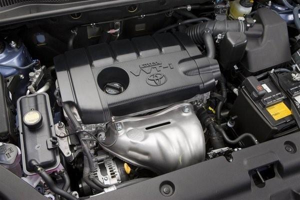 Toyota RAV4 2019 engine