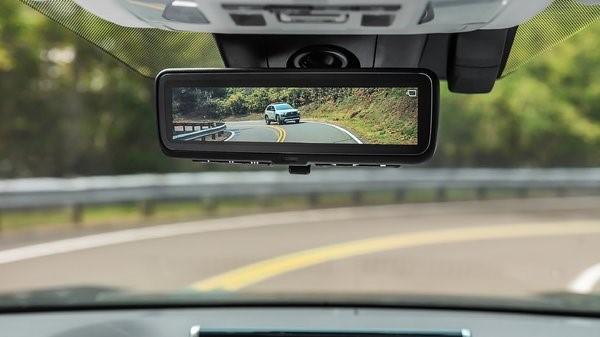 toyota Rav4 rear mirror