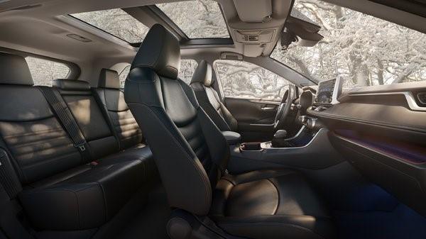 Toyota RAV4 Views