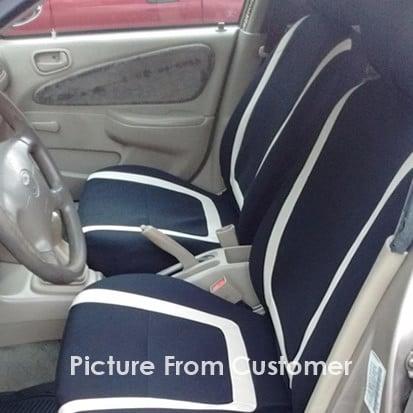 1999 corolla FB032115 seat cover 3