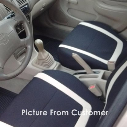 1999 corolla FB032115 seat cover 4