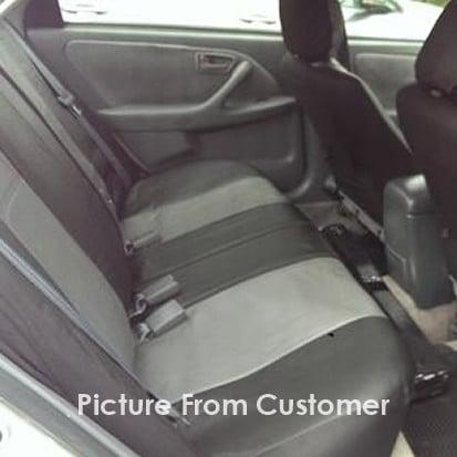 toyota corolla pu seat cover 1