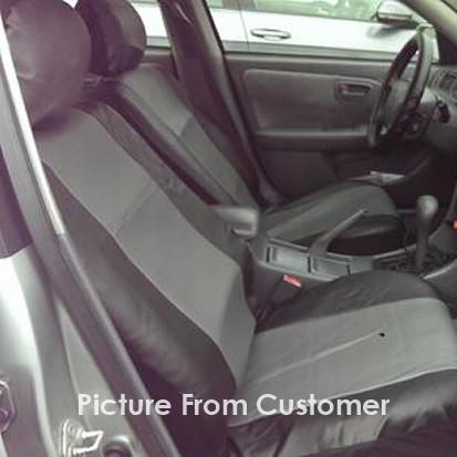 toyota corolla pu seat cover 2