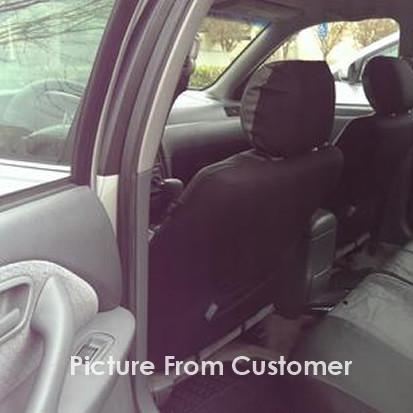 toyota corolla pu seat cover 4