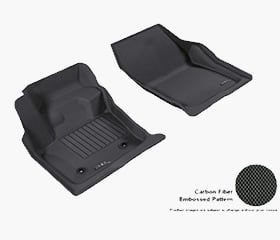 Customized Carpet Full Set Floor Mats for 2005 - 2010 Chevrolet Cobalt