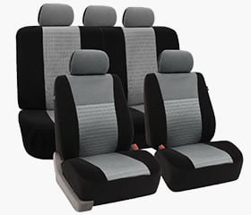 PU Leather Front Seat Covers