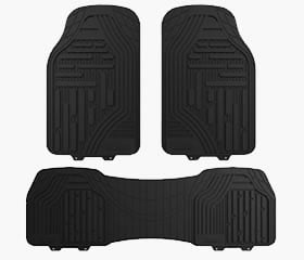Supreme Rubber Trimmable Floor Mats