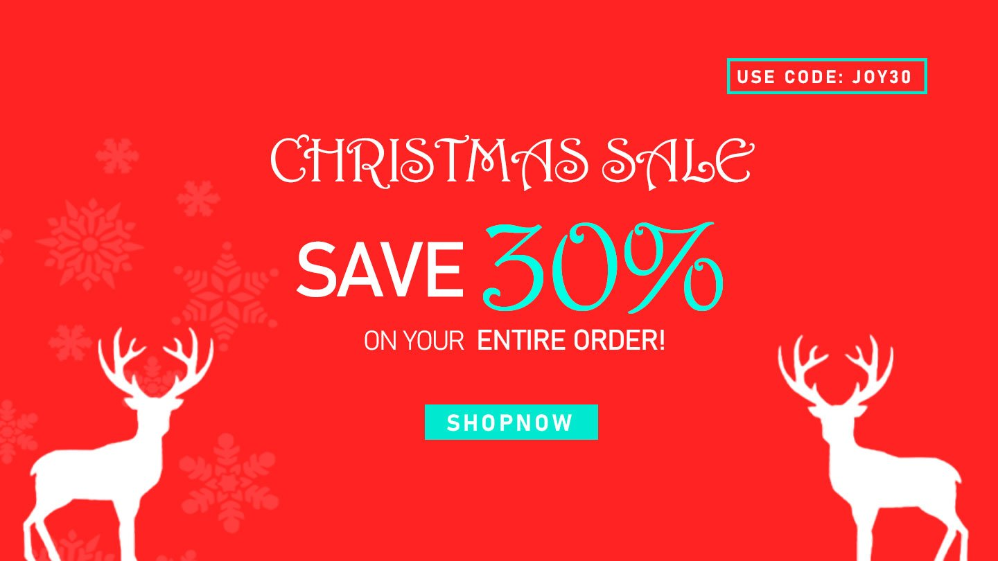 Christmas get 40% OFF in FH GROUP