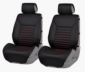 Convenient car seat cushions designed