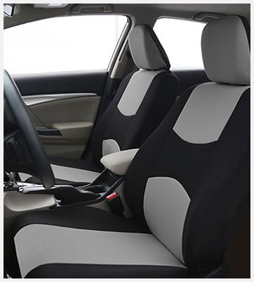 Semi-Custom Seat Covers banner picture