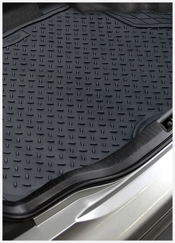 Trim-to-fit Cargo Liners banner picture