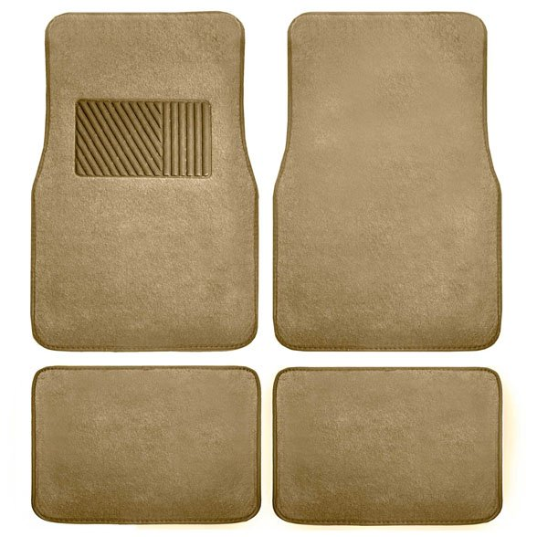 Premium Carpet Floor Mats Collection