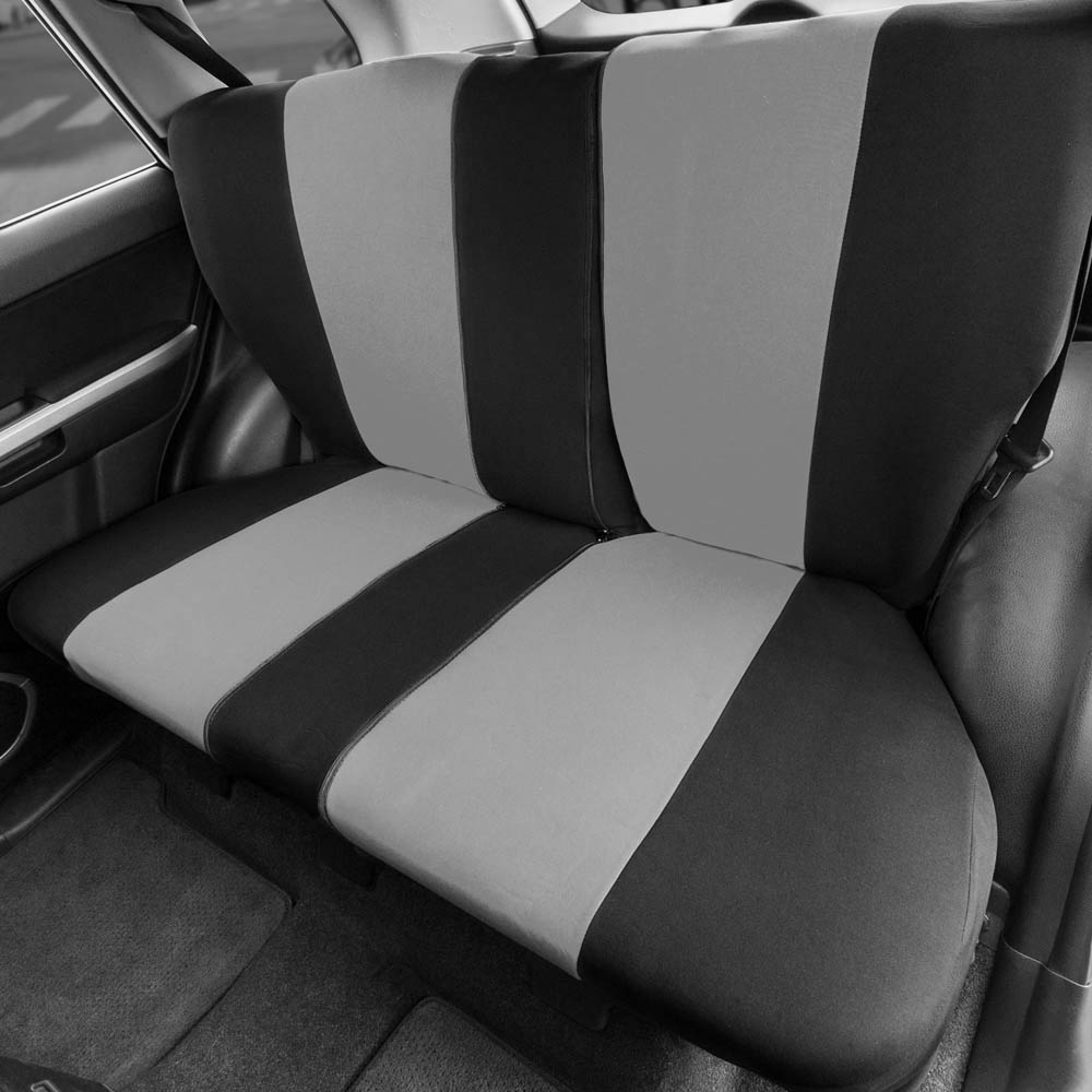 Full Coverage Flat Cloth Bench Seat Covers