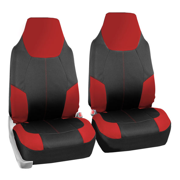 Neo-Modern Neoprene Seat Covers - Front