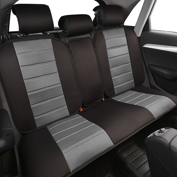 Premium Car Seat Cushions - Full Set