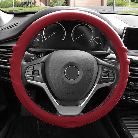 Silicone steering wheel