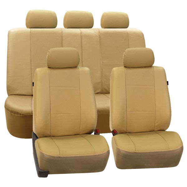 Highest grade faux leather Seat Covers - Full Set