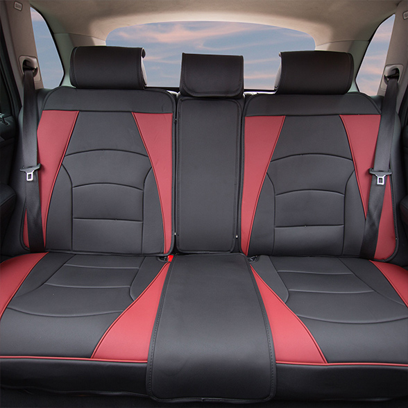 Ultra Comfort Leatherette Seat Cushions - Rear
