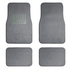 Premium Liners Carpet Floor Mats with Heel Pad