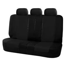 Multifunctional Flat Cloth Seat Covers -Rear