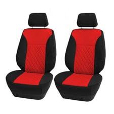 Neoprene Ultraflex Diamond Patterned Seat Covers -Front Set