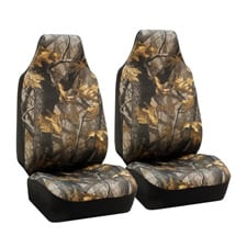 Hunting Camouflage Seat Covers -Front Set