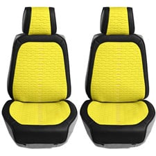 Colorful Ultra Car Seat Cushions -Front Set