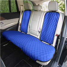 Faux Leather Seat Protectors -Rear Set