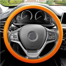 Snake Pattern Silicone steering wheel cover