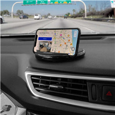 Wireless Charger + Phone Stand Dashboard Phone Holder