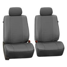 Deluxe Leatherette Seat Covers -Front Set