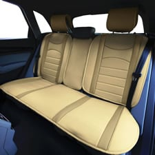 NeoBlend Leatherette Seat Cushions -Rear