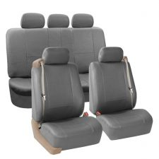 car seat covers PU309115 gray 01