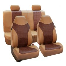 car seat covers PU160114 TAN 01