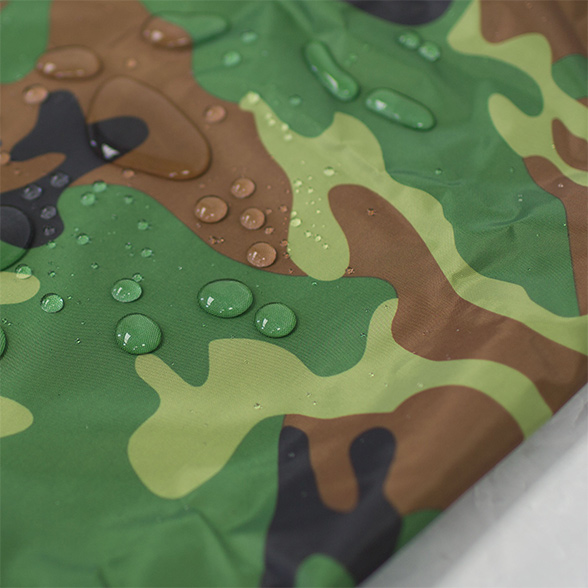 Premium Waterproof ATV Protective Cover Camo material