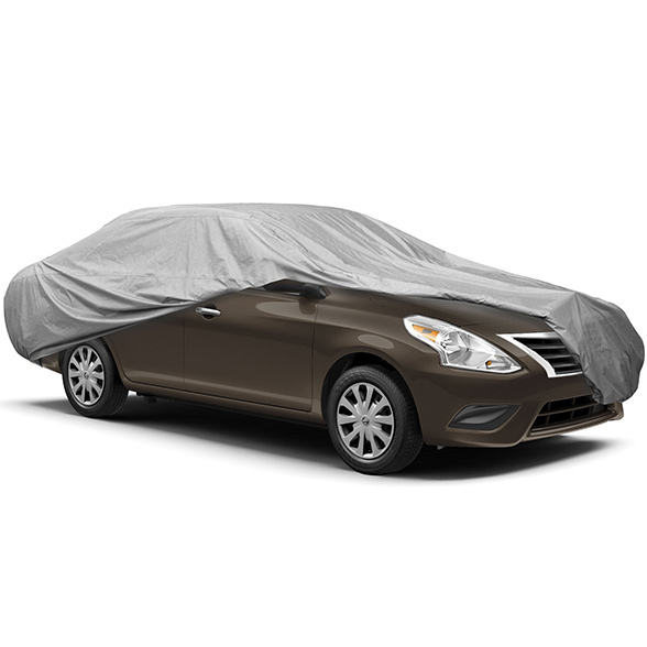 Premium Coated Waterproof Car Cover material