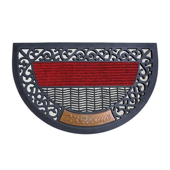Semi Circle Mats Rugs Doormat Fh Group