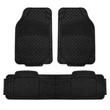 F11307 black floormats 01