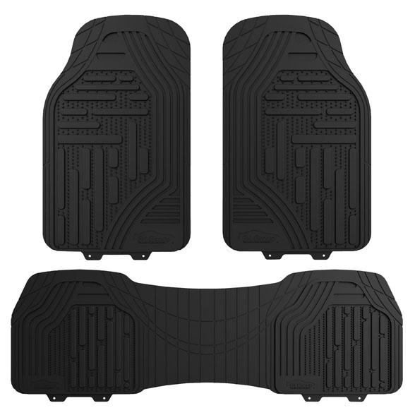 Classic Rubber Trimmable Floor Mats
