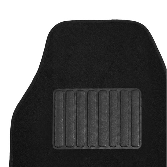 3 Row High Quality Carpet Floor Mats material
