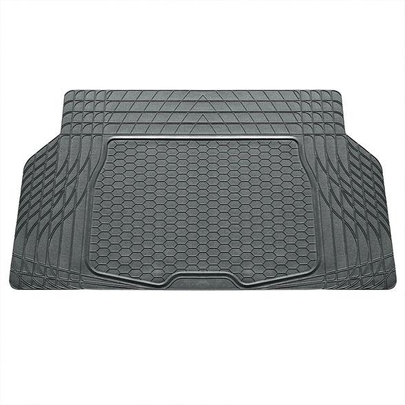 Black 36 Trunk Mat for Cars and SUVs FH Group F16409BLACK36 Premium Carpet Cargo Liner Medium