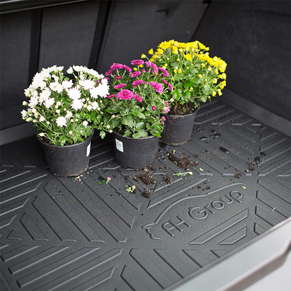 Ultimate Multi-Purpose Cargo Tray material