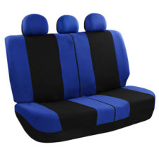 FB303 Rear seat cover split bench for cars