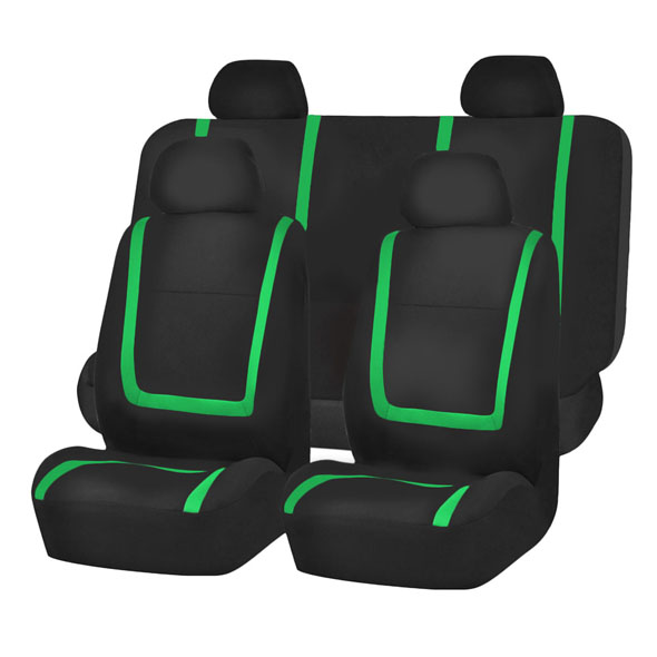 car seat covers FB032114 green 01