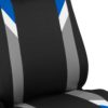 car seat covers FB033102 blue 03