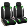 car seat cover FB033102 green 01