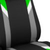 car seat cover FB033102 green 03