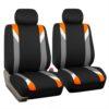 car seat covers FB033102 orange 01