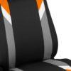 car seat covers FB033102 orange 03