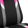 car seat covers FB033102 pink 03